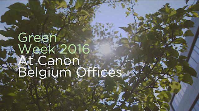Canon Green Week